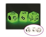 Glow In Dark Erotic Play Dice